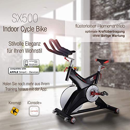 Sportstech Indoor Speedbike SX500 Bild 4*