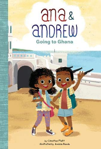 Going to Ghana (Ana & Andrew)