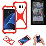 K-S-Trade Mobile Phone Bumper Compatible With Crosscall