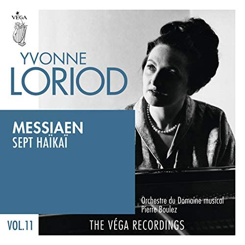 Yvonne Loriod, Les Percussions De Strasbourg, Orchestre Du Domaine Musical & Pierre Boulez