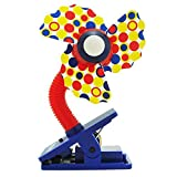 Babies Bloom Yellow Stroller Cooling Fan for Babies (Clip-On)/Baby Stroller Fans