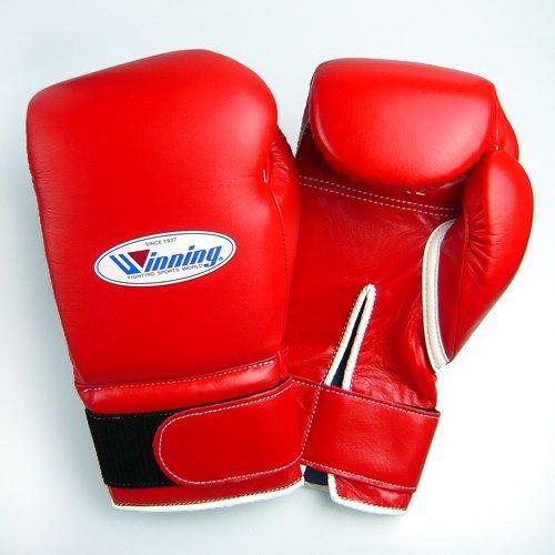 Winning Training Boxing Gloves 16oz (Red) MS600B