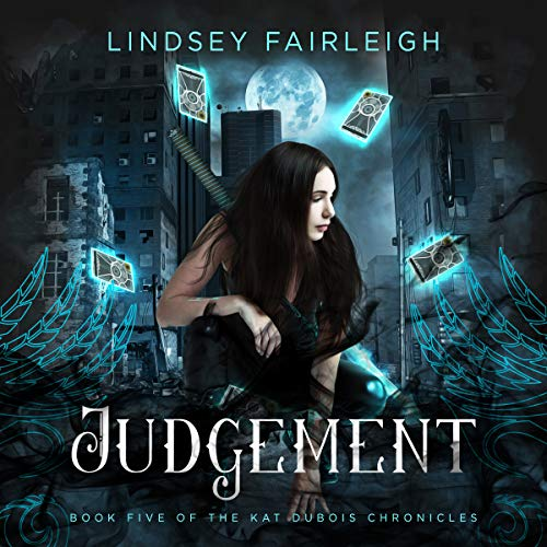 Judgement audiobook cover art