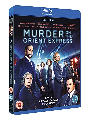 Murder On The Orient Express [Blu-ray] [2017]