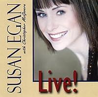 Susan Egan Live