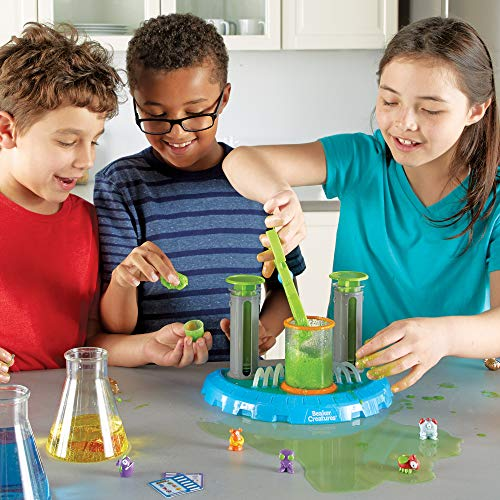 Beaker Creatures Deluxe Lab is one of the top toys for boys