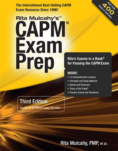 CAPM Exam Prep, 3rd Edition