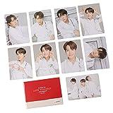 GOTH Perhk Kpop BTS World Tour 'Speak Yourself' The Final Mini Postkarten Fotokarten Bangtan Boys...