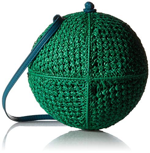 Sam Edelman Rochelle Ball Crossbody, Teal/Green