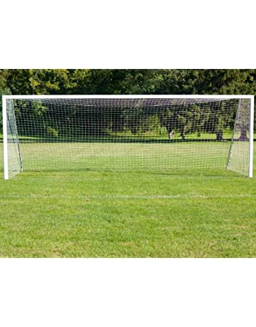 NOT Include Posts Aoneky 4 mm Heavy Duty Soccer Goal Net 24 x 8 Ft Replacement Full Size Football Post Net 10 lbs per Netting
