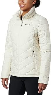Columbia Women's Heavenly Jacket, Chalk, 2X
