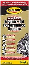Rislone Nano Prime Synthetic Engine & Oil Additive - 16.9 oz