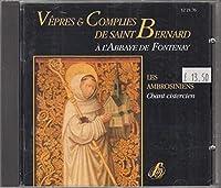 Vespers & Complines