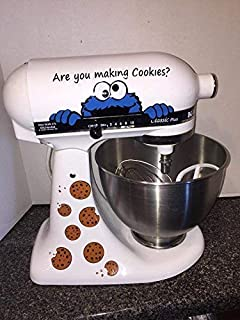 cookie monster mixer