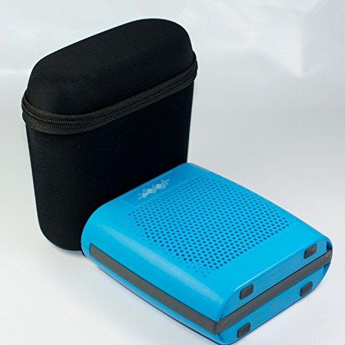 Traveling Travel Carry Case Bag Pouch Holder for Bose Soundlink Color/Colour Bluetooth Speaker Color Black
