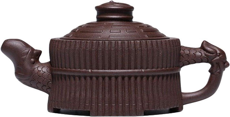 Recommendation Teapot Inventory cleanup selling sale Japanese, New Purple Clay Tea Set X Zisha Ceramics Arts