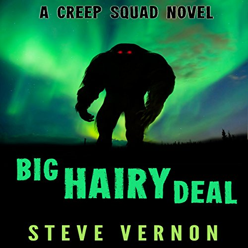 Big Hairy Deal audiobook cover art