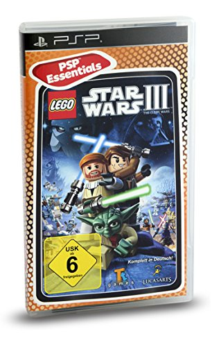 Lego Star Wars III: The Clone Wars [Essentials]