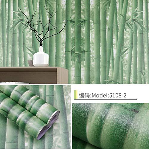 lsaiyy PVC wasserdicht Selbstklebende Tapete Europäischen Schlafzimmer Hintergrund Wandtapete-45CMX10M