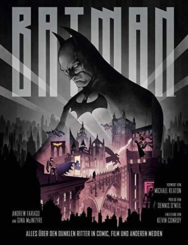 Batman: Alles über den Dunklen Ritter in Comic, Film und anderen Medien