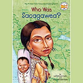 Who Was Sacagawea?     Who Was?              By:                                                                                                                                 Judith Bloom Fradin,                                                                                        Dennis Brindell Fradin                               Narrated by:                                                                                                                                 Kevin Pariseau                      Length: 45 mins     Not rated yet     Overall 0.0