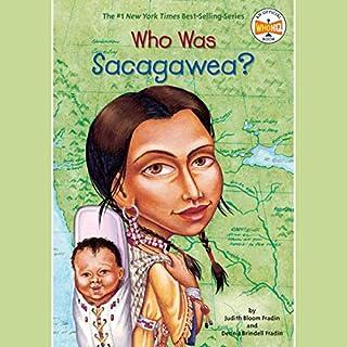 Who Was Sacagawea? audiobook cover art