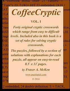 CoffeeCryptic Vol. I