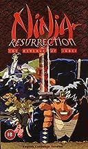 Ninja Resurrection [Reino Unido] [VHS]: Amazon.es: Tesshô ...