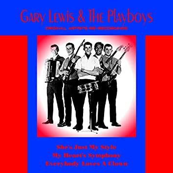 Gary Lewis & The Playboys - Original Re-recordings