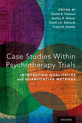 Case Studies Within Psychotherapy Trials: Integrating Qualitative and Quantitative Methods (English Edition)