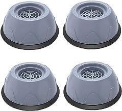 Wasmachine droger Pad Shockproof Anti Vibratie Wasmachine Pad met Zuignap Voeten 4 STUKS, Demping Pad