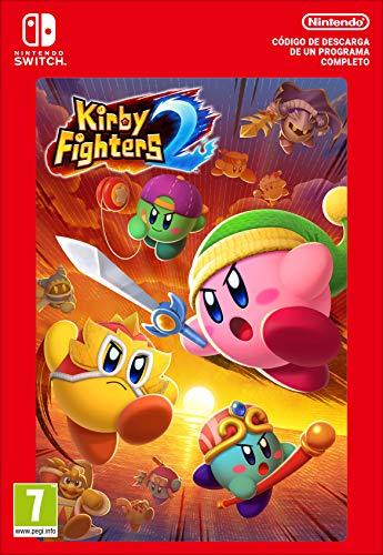 Kirby Fighters 2 Standard   Nintendo Switch - Código de descarga