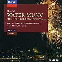 Handel;Water Music/Royal Fi