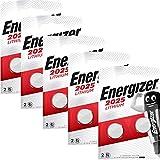 Energizer Original Batteries Lithium CR 2025 (3 Volts, 5x Pack of 2)