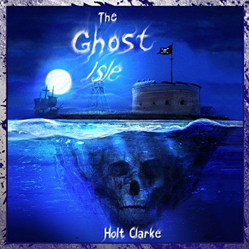 The Ghost Isle audiobook cover art