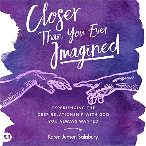 Closer Than You Ever Imagined cover art