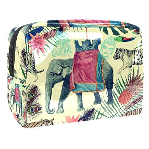 Grand sac de maquillage en PVC pour les cosmétiques de voyage Vincent Van Gogh Multicolore Couleur 6 18.5x7.5x13cm/7.3x3x5.1in