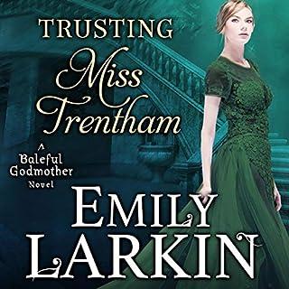 Trusting Miss Trentham cover art