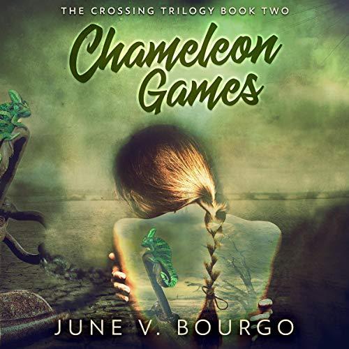 Chameleon Games audiobook cover art