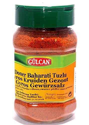 Gülcan - Döner Gyros Gewürzsalz (250g)