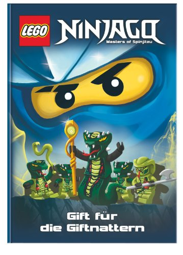 LEGO Ninjago: Doppelband 2 / Gift .../ Versteck ...: Gift für die Giftnattern + versteck der Würgeboas