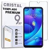 REY Protector de Pantalla para XIAOMI MI Play, Cristal Vidrio Templado Premium