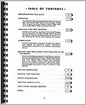John Deere B Tractor Operators Manual (SN# 201000 and Up) (201000+)