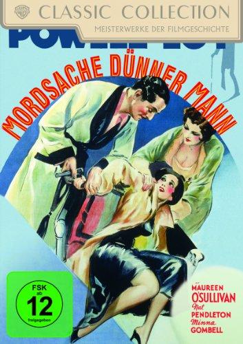 Mordsache Dünner Mann (Classic Collection)