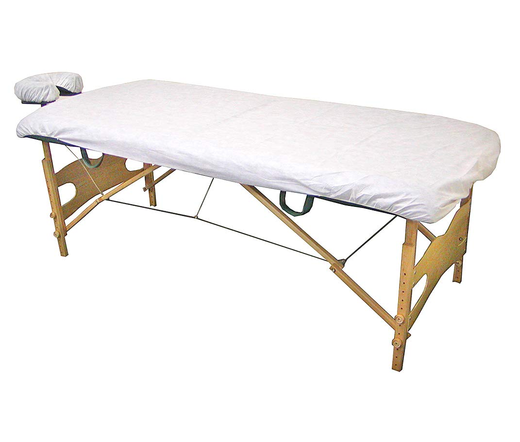 LIFESOFT Disposable Fitted Massage famous Table Heavy Sheet Max 45% OFF Duty Facial