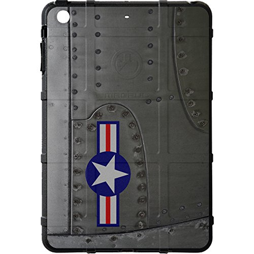 EGO Tactical Limited Edition Design UV-Printed onto a MAG456 Field Case Compatible with Apple iPad Mini 1 & 2 (7.9') Air Force B-17 Bomber