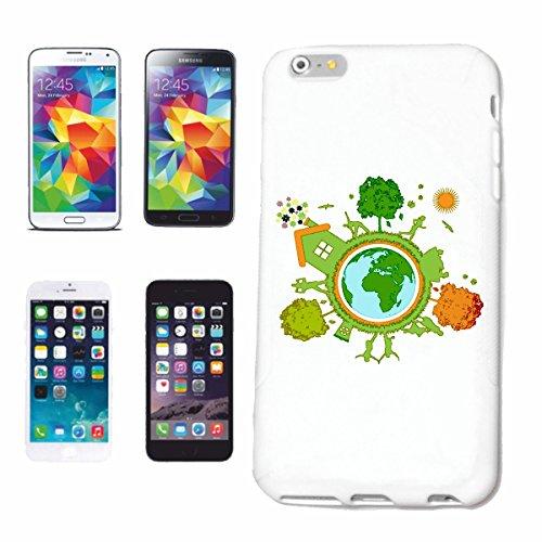 Reifen-Markt Handyhülle kompatibel für iPhone 6S RETTET DEN Planet Recycle GLOBUS Erde Planet Umwelt Umweltschutz Hardcase Schutzhülle Handy Cover Smart Cover