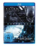 Prometheus & Alien: Covenant [Blu-ray] -