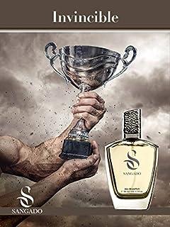 SANGADOインヴィンシブルオード香水スプレー男性用、50 ml