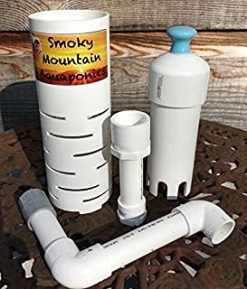 Aquaponics Bell Siphon Kit 8